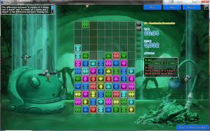 A fiendish Tidalis puzzle